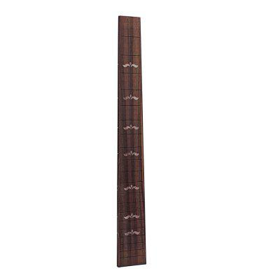 41 inch 20 Frets Acrylic Surround Guitar Part Solid Rosewood Fingerboard