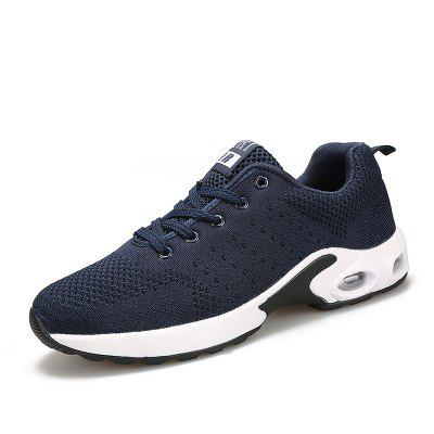 Breathable Wear-Resistant Mens Outdoor Running Shoes