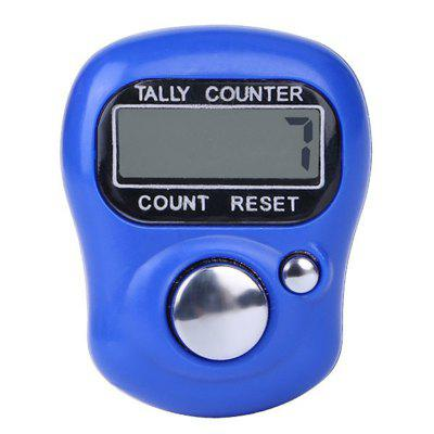 LCD Electronic Golf Finger Hand Ring Knitting Row Tally Counter