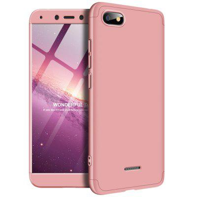 Shockproof Ultra-thin Full Body Cover Solid Hard Case for Xiaomi Redmi 6A