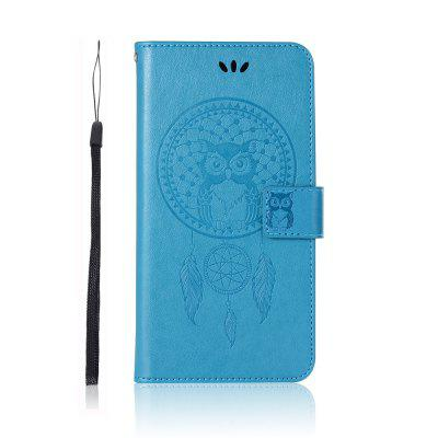 Dandelion Embossed Mobile Phone Case Protective Cover for Redmi Note 6