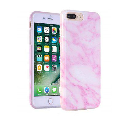 Custodia in marmo design Custodia in ceramica motivo Super Slim Cover per iPhone 8 Plus