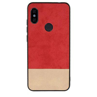 Cowboy Pattern TPU and PC Ultra Thin Shockproof Case for Xiaomi Redmi Note 6 Pro
