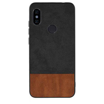 Cowboy Pattern TPU and PC Ultra Thin Shockproof Case for Xiaomi A2 Lite
