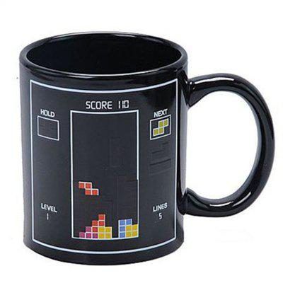 Tetris Color Changing Cup
