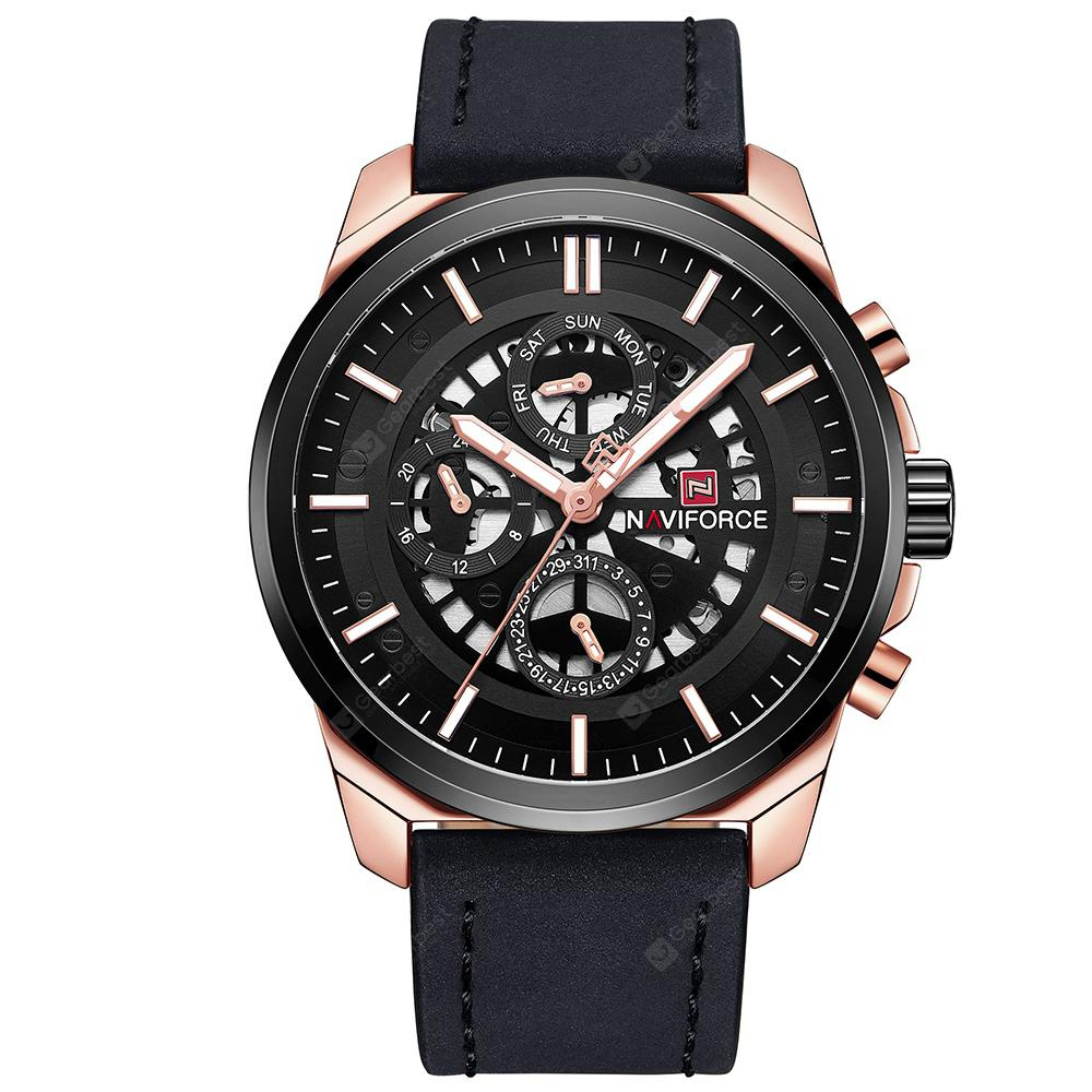 NAVIFORCE Men's Sports Quartz Watch