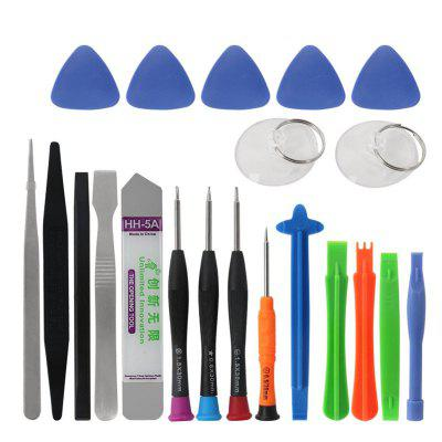 21 in 1 Mobile Phone Repair Tools Kit Spudger Pry Opening Tool
