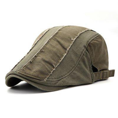 Men'S New Casual Fashion Cotton Simple British Beret