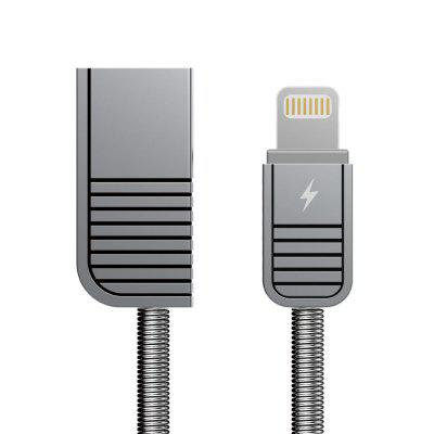 REMAX Fast Charging Metal Data Cable (RC 088i)
