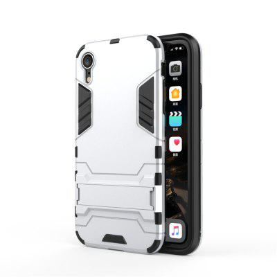 Armor Rubber Slim Hard Back Cover for iPhone XR