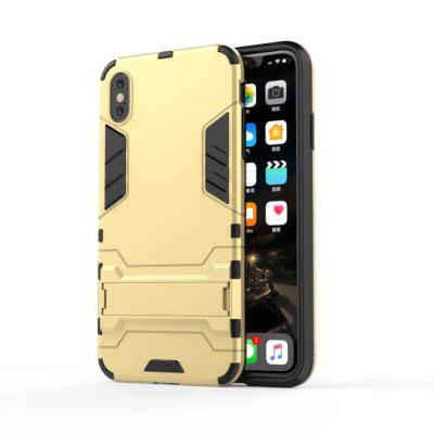 Armor Rubber Slim Hard Back Cover for iPhone XS Max