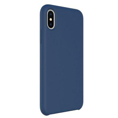 Original Silicone Case for iPhone XS Cover