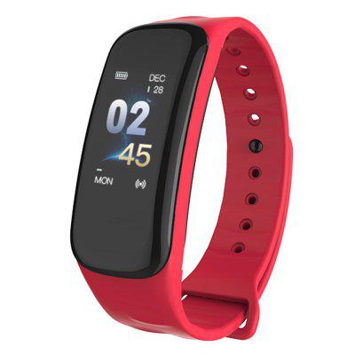 Sanda Intelligent Exercise Heart Rate Monitoring Sleep Step Bracelet