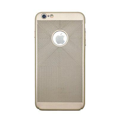 Hollow Carved Ultra-Slim PC Phone Case Micropore Cooling for iPhone 6 Plus