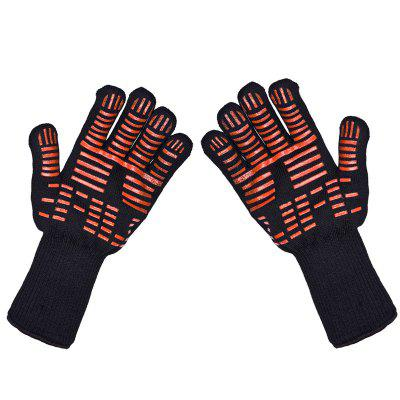 BBQ Grilling Cooking Gloves Extreme Heat Resistant
