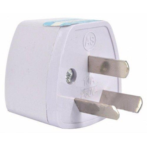 3 Pin Au Converter Us Uk Eu To Plug Charger For Australia New Zealand 1 41 Free Shipping Gearbest