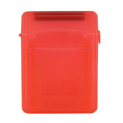 A 2.5 -Inch Hard Drive Double PP Box Shock-Proof Dust-Proof Protection Box