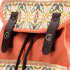 Douguyan Canvas Floral Backpack School Backpack for Women G00116 - MULTI-A