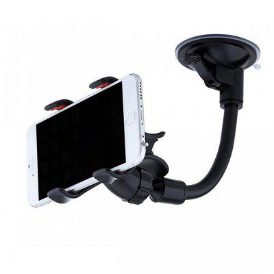 Minismile Universal 360 Degree Rotation Car Suction Cup Stand Holder Mount
