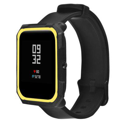 Soft Protection Silicone Full Anti-Shock Case for AMAZFIT Bip Youth Watch