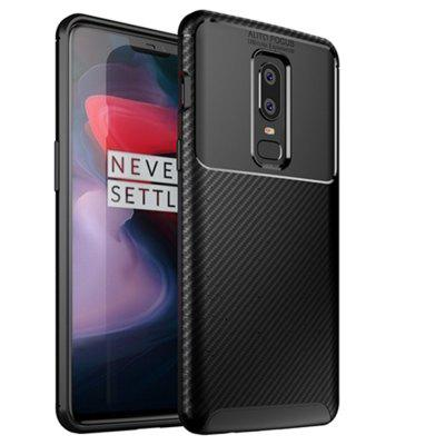 Soft TPU Back Cover Case for OnePlus 6