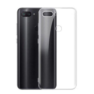 Clear TPU Soft Case for Xiaomi 8 Lite
