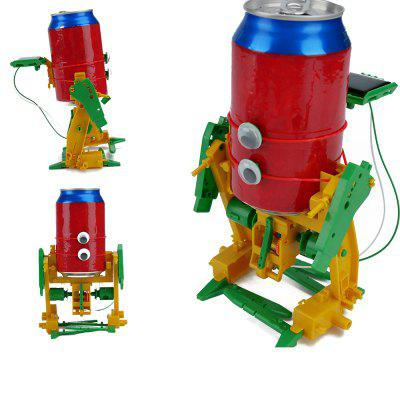 6-in-1-solar-robot for Child