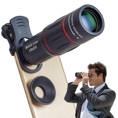 APEXEL 18X Telescope Zoom Mobile Phone Lens for iPhone XS / XS Max