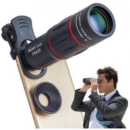 separation shoes 1e743 25c40 APEXEL 18X Telescope Zoom Mobile Phone Lens for iPhone XS / XS Max