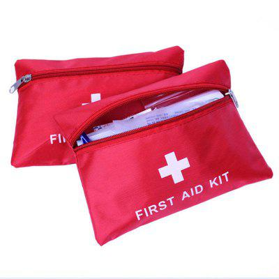 Outdoor Portable Small Emergency Storage Bag First Aid Kit