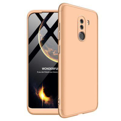 Case voor Xiaomi Pocophone F1 Shockproof 360 Full Body Protection Harde pc