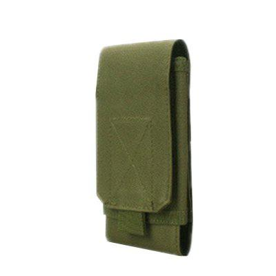 Multifunctional Outdoor Camouflage Mobile Phone Bag Sports Tactical Pocket