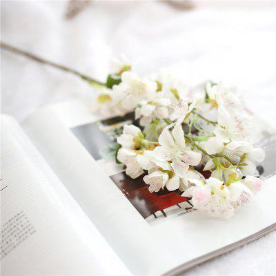 Artificial Flowers Silk Cherry Blossoms for Home Party Decoration
