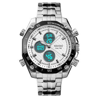 SKMEI 1302 Leisure Multifunctional Sports Electronic Watch