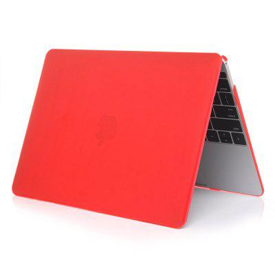 Cooho Laptop Cover PC Case Multicolor Crystal Case for MacBook 12 Inch
