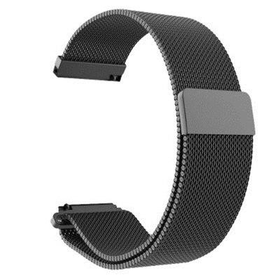 20MM Milanese Loop Stainless Steel voor AMAZFIT Bip Youth Watch Band