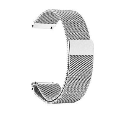 20MM Milanese Loop Stainless Steel For Xiaomi Amazfit Bip Youth Watch Band