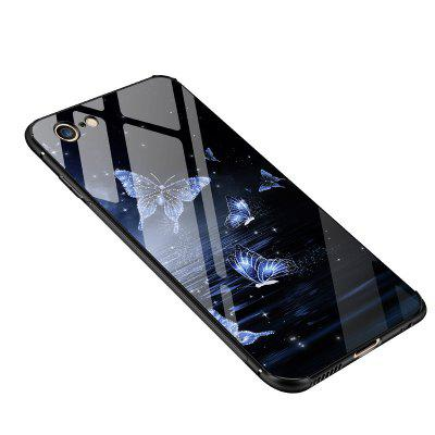 Glass Pattern Cell Phone Shell for iPhone 6 Plus