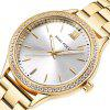 MINI FOCUS Women Luxury Fashion Casual Ladies Watches Simple Female Clock - GOLD