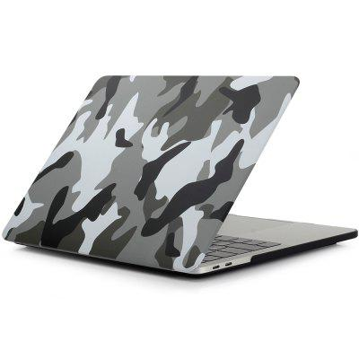 Cooho Laptop Cover para MacBook PC Funda Four Color Camo para MacBook New 13.3 Pro