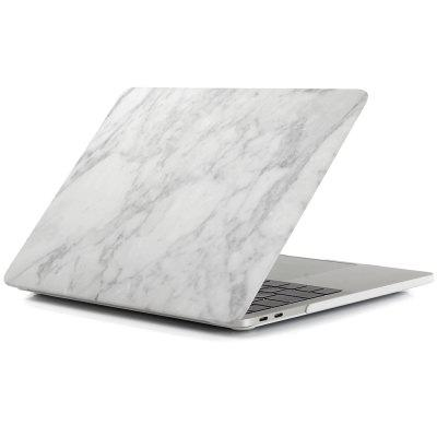 Cooho Laptop Cover PC Marble Men and Women S Case for MacBook New 13.3 Pro 549b45f87