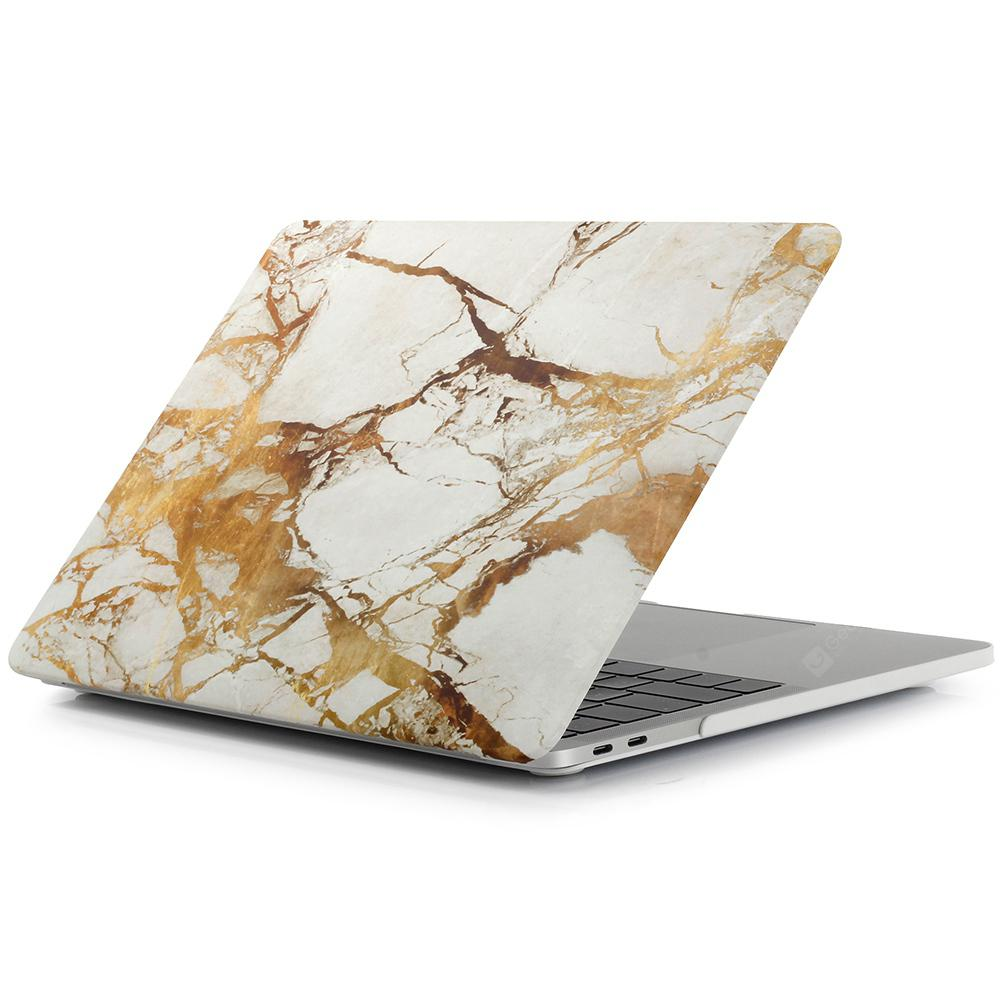 Cooho Laptop Cover PC Marble Men and Women S Case for MacBook New 13.3 Pro  -  20.17 Free Shipping 852880599
