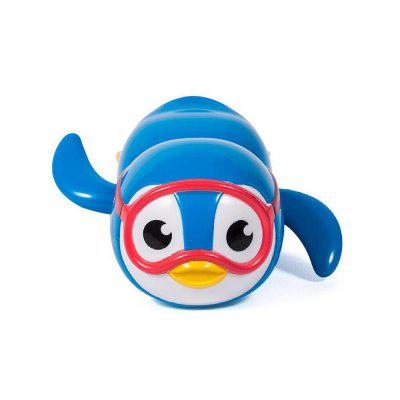 New Wind Up Swimming Penguin Bath Toy for Kids
