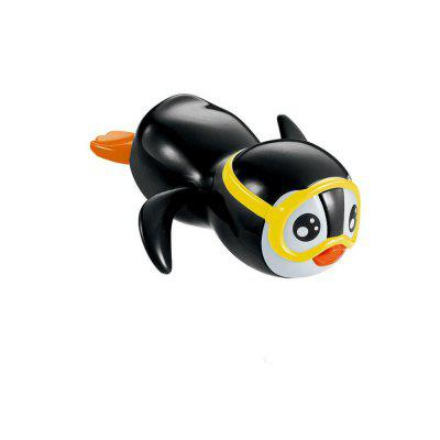 New Wind Up Natação Pinguim Bath Toy for Kids