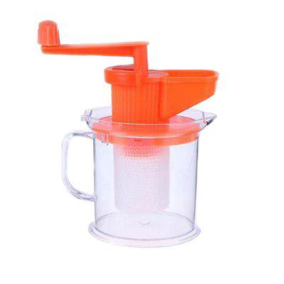 Small Hand Fruit Juicer Baby Multi-Function Manual Juicer