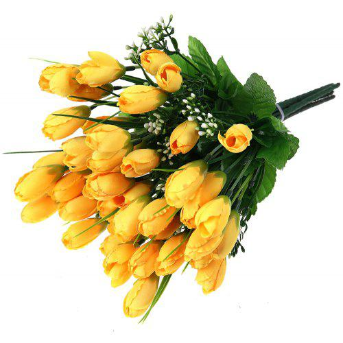 Sweet A Bouquet Of Room Decoration Artificial Magnolia Flower
