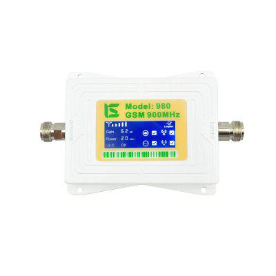 Smart Mobile Phone GSM 900MHz Signal Booster 2G Repeater with Yagi Antenna