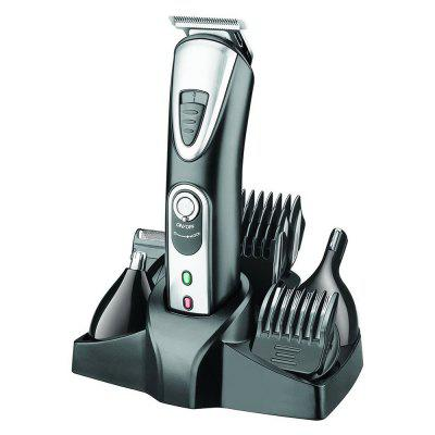 SURKER Electric Hair Clipper 5-IN-1 Rechargeable Multi-function