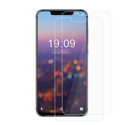 2PCS 9H Tempered Glass Screen Protector Film for UMIDIGI Z2 PRO / Z2 / Z2 SE