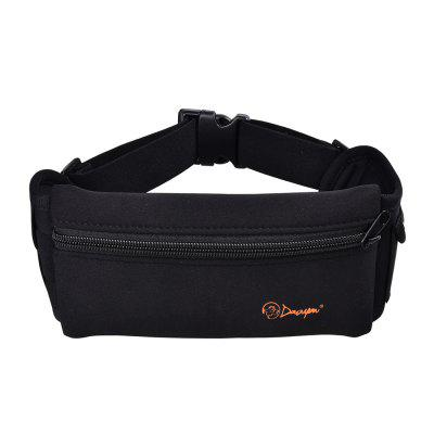 Douguyan Multifunctional Sports Waist Bag  for Men and Women G00290